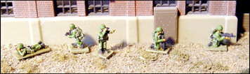 Red Chinese Individual Infantry - RC18