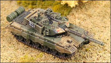 Type 99A1 MBT - RC21