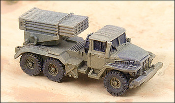 BM-21 Rocket Launcher - W48