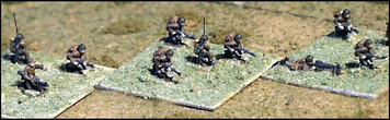 Individual Russian Infantry   - W68