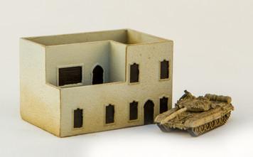 Middle Eastern Residence  (Resin) - 285MEV076