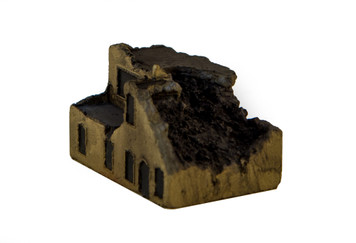 Middle Eastern Building, Ruined (Resin) - 285MEV082