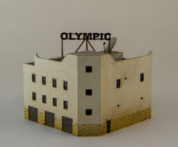 1/285th Scale Blackhawk Down Olympic Hotel  (Resin) - 285MEV085