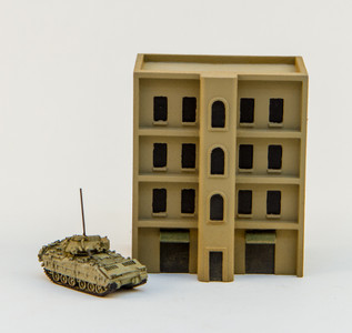 Middle Eastern Building  (Resin) - 285MEV086