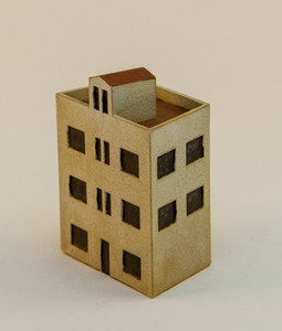Middle Eastern Building  (Resin) - 285MEV089