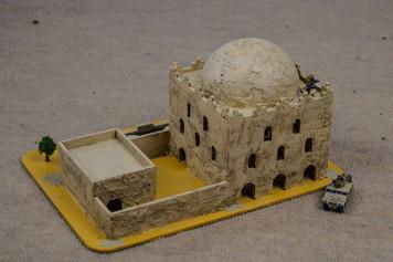 Mosque (MDF) - 15MMDF041