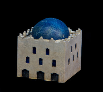 Mosque (New Mold)  (Resin) - 285MEV040