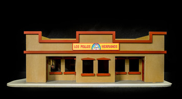 28mm Los Pollos Hermanos - 28MMDF164