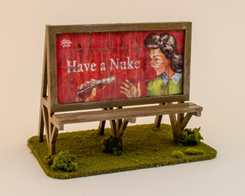 28mm Billboard - 28MMDF167-1