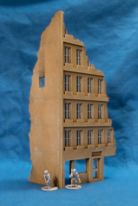 28mm European Building - 28MMDF522