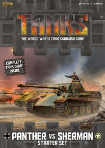 Tanks: Starter Set - Panther vs Sherman
