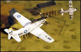A-1H Skyraider (1/pk) - AC60
