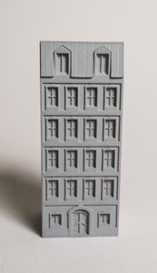 6mm European City Building - 285MEV0142