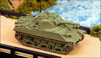 M4A3 (75mm) Sherman - US74