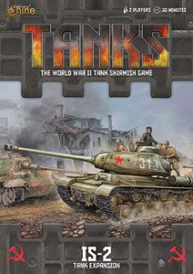 Tanks: Soviet IS2 and IS85
