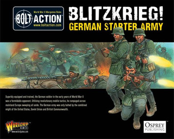 Bolt Action: German Blitzkrieg! German Heer Starter Army