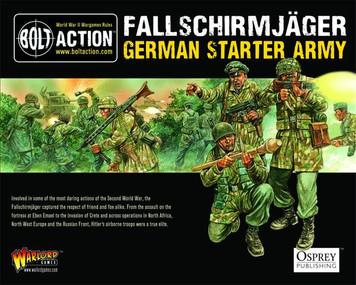 Bolt Action: Fallschirmjager Starter Army