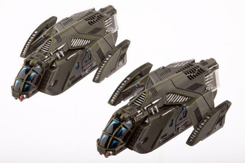 Dropzone Commander: UCM Raven Type-A Light Dropships