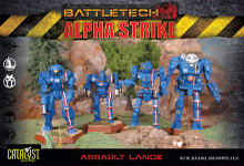 BattleTech: Assault Lance Pack