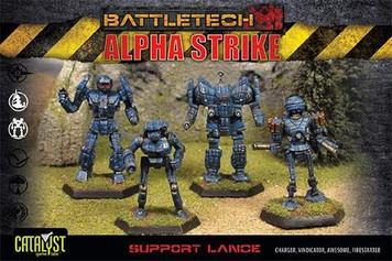 BattleTech: Support Lance Pack