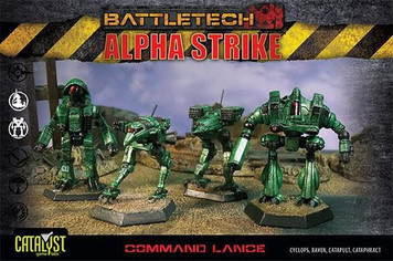 BattleTech: Command Lance Pack