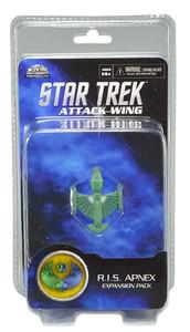 Star Trek Attack Wing: Wave 0 Romulan R.I.S. Apnex Expansion Pack