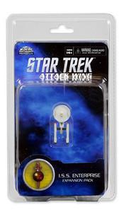 Star Trek Attack Wing: Wave 13 Federation I.S.S Enterprise Expansion Pack
