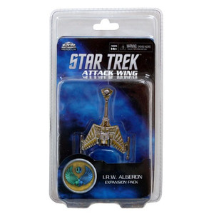 Star Trek Attack Wing: Wave 24 Romulan I.R.W. Algeron Expansion Pack