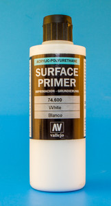 Vallejo: White Primer (200ml)