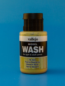Vallejo Model Wash: Desert Dust (35 ml)