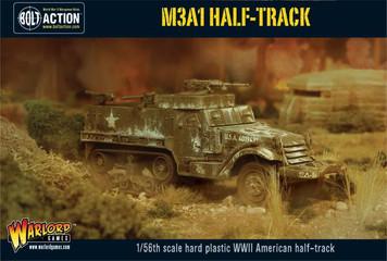 Bolt Action: US M3A1 Halftrack
