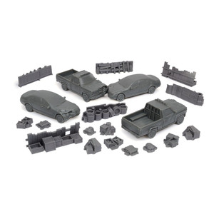 The Walking Dead: All Out War Scenery Booster Set