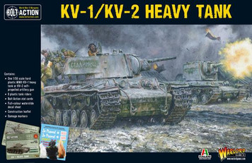 Bolt Action: KV1/2 Plastic Box Set
