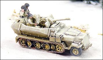 SdKfz 251/C 17 2cm FLAK 38 - G127