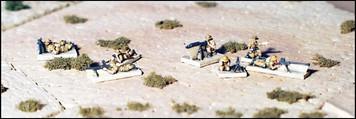 WWII UK Individual Heavy Weapons - Desert - UK71