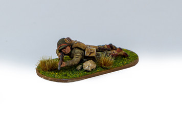 """25mm x 50mm (1"""" x 2"""") Bolt Action Bases - 1/16"""" Clear Acrylic"""