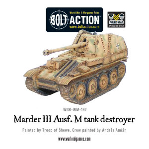 Bolt Action: Marder III