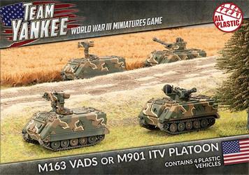 M163 VADS or M901 ITV Platoon (Plastic)