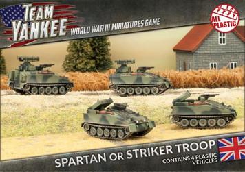 Spartan/Striker Platoon (Plastic)