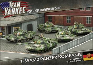 T-55 AM2 Panzer Kompanie (x 5)