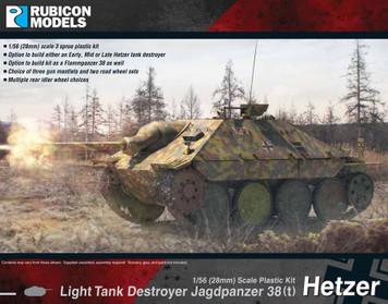 """Jadgpanzer 38(t) """"Hetzer"""""""