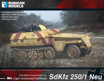 SdKfz 250/1 Neu (aka 250N)
