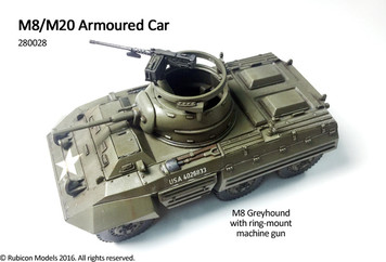 M8/M20 Armored Car