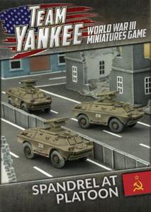 Spandrel Anti-tank Platoon (x 3)