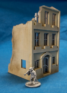 15mm European Building - 15MCSS514