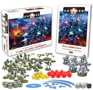 Beyond the Gates of Antares Complete Starter Set