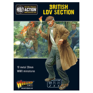 Bolt Action: British LDV section