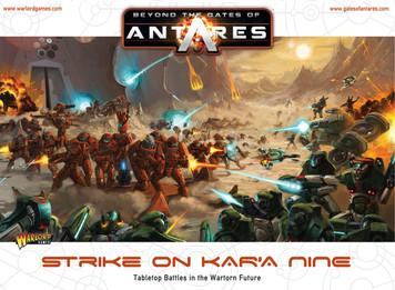 Strike on Kar'A Nine - Starter Set