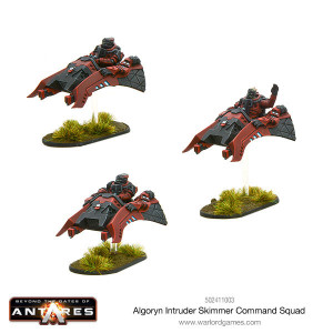 Algoryn Intruder Command