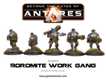 Boromite Work Gang